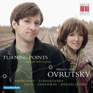 Sonya Ovrutsky & Mikhail Ovrutsky 歌手頭像