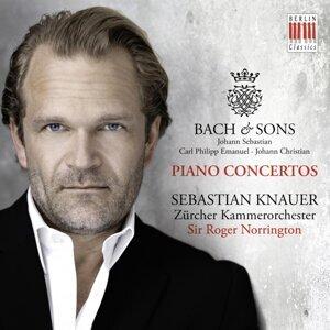 Sebastian Knauer, Zürcher Kammerorchester & Sir Roger Norrington 歌手頭像