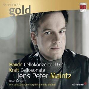 Deutsche Kammerphilharmonie Bremen, Jens Peter Maintz, Dávid Adorján & Thomas Klug 歌手頭像
