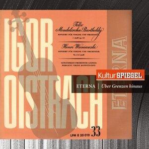 Igor Oistrach, Gewandhausorchester Leipzig & Franz Konwitschny 歌手頭像