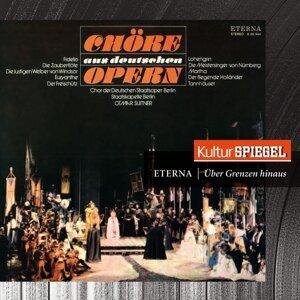 Peter Bindszus, Bernd Riedel, Otmar Suitner, Staatskapelle Berlin & Chor der Deutschen Staatsoper Berlin 歌手頭像