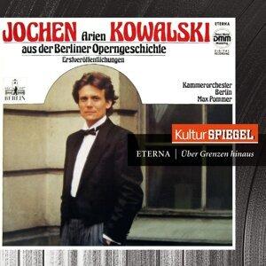 Jochen Kowalski, Max Pommer & Kammerorchester Berlin 歌手頭像
