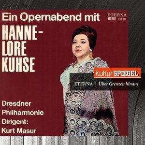 Hanne-Lore Kuhse, Dresdner Philharmonie & Kurt Masur 歌手頭像