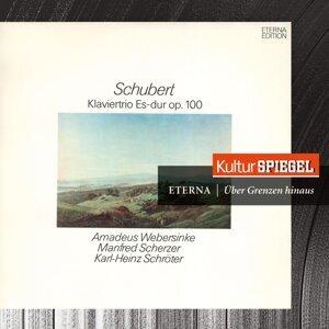 Beethoven Trio, Amadeus Webersinke, Manfred Scherzer & Karl-Heinz Schröter 歌手頭像