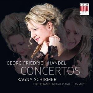 Ragna Schirmer, Händelfestspielorchester Halle, Ensemble Dacuore & The Strings 歌手頭像