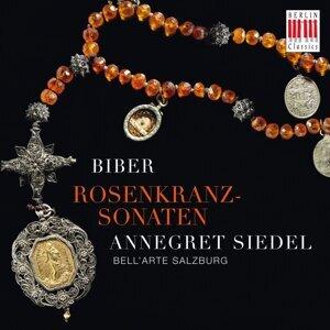 Annegret Siedel, Bell'Arte Salzburg, Hermann Hickethier, Margit Schultheiß & Michael Freimuth 歌手頭像