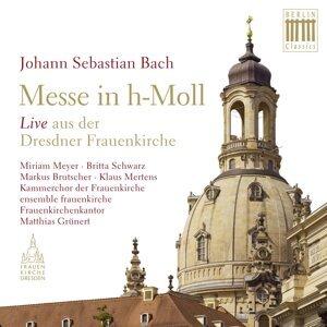 Kammerchor der Frauenkirche, ensemble frauenkirche & Matthias Grünert 歌手頭像