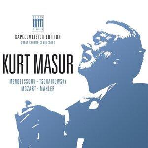 Gewandthaus Orchester Leipzig, Dresdner Philharmonie & Kurt Masur 歌手頭像