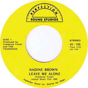 Nadine Brown 歌手頭像