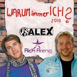 PS Alex & Rick Arena 歌手頭像
