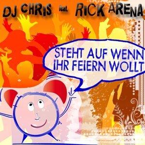 DJ Chris feat. Rick Arena 歌手頭像