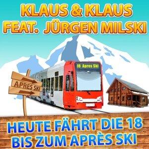 Klaus & Klaus feat. Jürgen Milski 歌手頭像