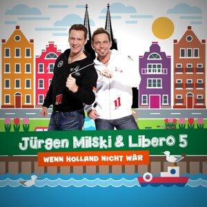 Jürgen Milski & Libero 5 歌手頭像