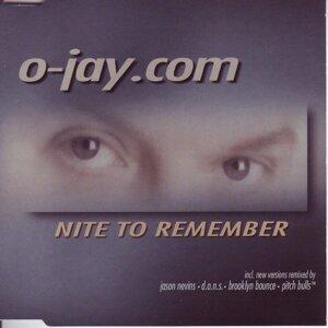 O-Jay com 歌手頭像