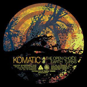 Komatic 歌手頭像
