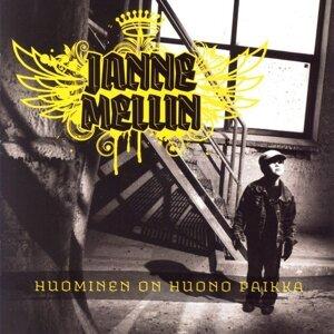 Janne Mellin 歌手頭像