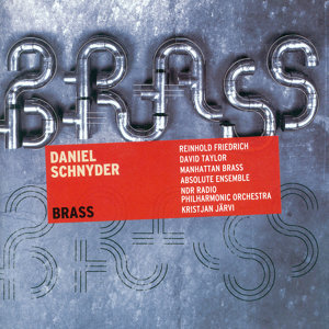Daniel Schnyder, Manhattan Brass, Absolute Ensemble, Manhattan Brass, Daniel Schnyder, Absolute Ensemble, NDR Radio Philharmonic, Kristjan Järvi & David Taylor 歌手頭像