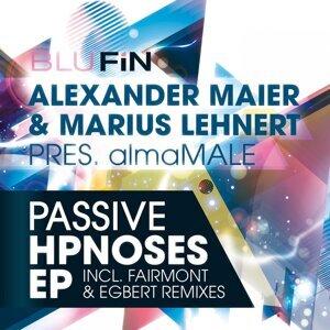 Alexander Maier & Marius Lehnert Presents almaMALE アーティスト写真