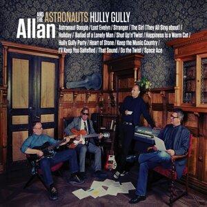 Allan and The Astronauts 歌手頭像