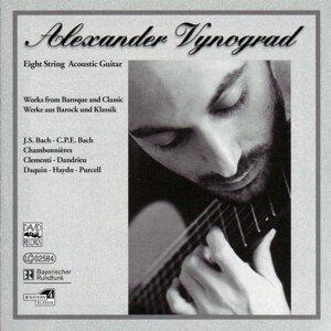 Alexander Vynograd 歌手頭像
