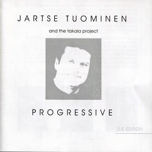 Jartse Tuominen and the Takala Project 歌手頭像