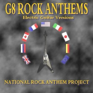 National Rock Anthem Project 歌手頭像