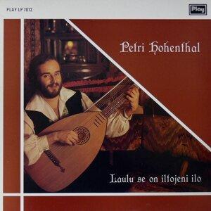 Petri Hohenthal 歌手頭像