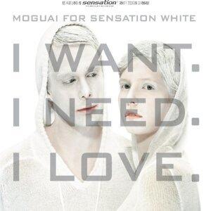 Moguai for Sensation White 歌手頭像