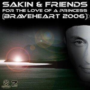 Sakin & Friends 歌手頭像