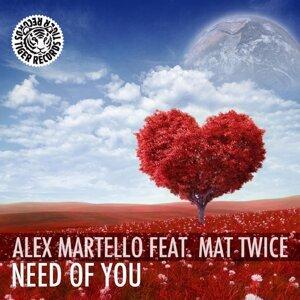 Alex Martello feat. Mat Twice 歌手頭像