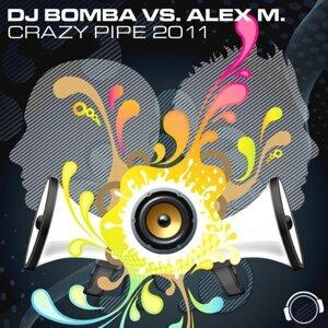 DJ Bomba vs. Alex M. 歌手頭像