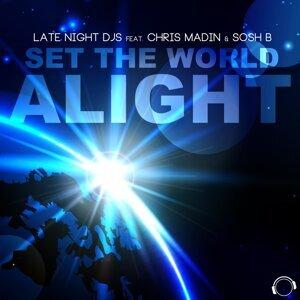 Late Night DJs feat. Chris Madin & Sosh B 歌手頭像