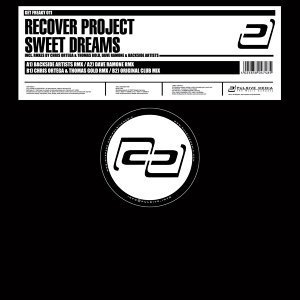 Recover Project 歌手頭像