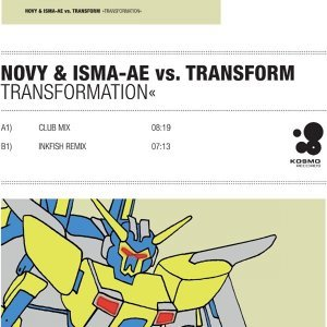 Tom Novy & Jerome Isma-ae vs. Transform 歌手頭像
