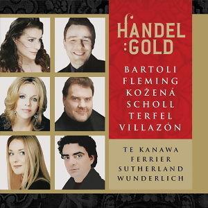 Handel:Gold (韓德爾金曲) 歌手頭像