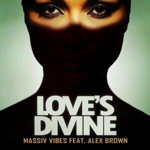 Massiv Vibes feat. Alex Brown 歌手頭像