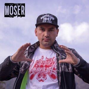 Moser アーティスト写真