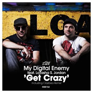 My Digital Enemy feat. Latasha S. Jordon 歌手頭像