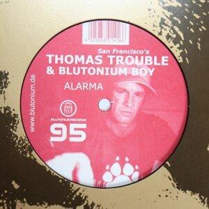 Thomas Trouble & Blutonium Boy 歌手頭像