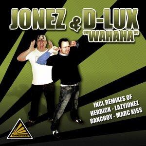Jonez & D-Lux 歌手頭像