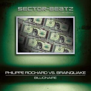 Philippe Rochard vs. Brainquake 歌手頭像