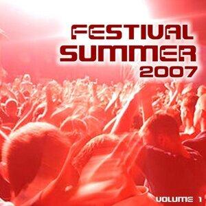 Festival Summer 2007 Vol.01 歌手頭像