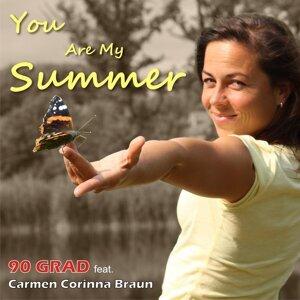 90 Grad & Carmen Corinna Braun 歌手頭像