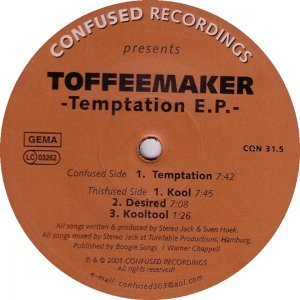 Toffeemakers 歌手頭像