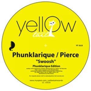 Phunklarique/Pierce 歌手頭像