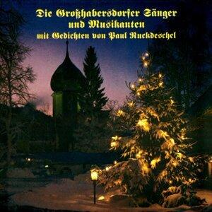 Paul Ruckdeschel, Großhabersdorfer Musikanten & Großhabersdorfer Sänger 歌手頭像
