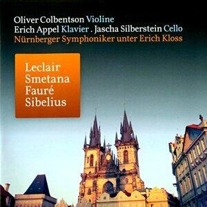Oliver Colbentson, Erich Appel & Nürnberger Symphoniker 歌手頭像