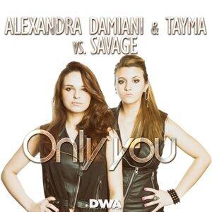 Alexandra Damiani & Tayma vs. Savage 歌手頭像