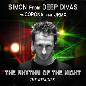 Simon from Deep Divas vs. Corona feat. JRMX 歌手頭像