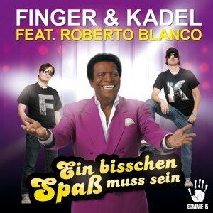 Finger & Kadel feat. Roberto Blanco 歌手頭像